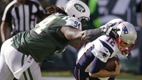 Jets nose tackle Damon Harrison ready to make a name for himself