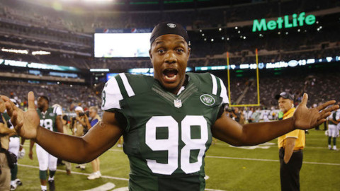 Jets linebacker Quinton Coples thinks he'll rush quarterback 'a lot more' in Todd Bowles' defense