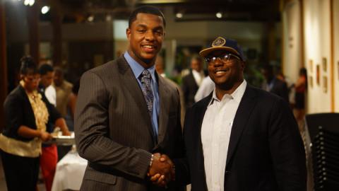 "BE Modern Man: Meet ""The NFL Warrior and Community Servant"" Quinton Coples"