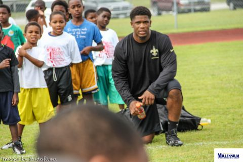 The 3rd Annual Kevin Reddick Football Camp in New Bern, NC