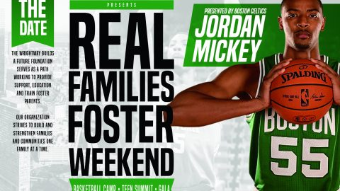 Save the Date: Jordan Mickey's Real Families Foster Weekend