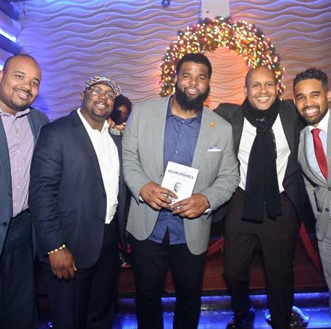 A Look Back at The Safe Horizon 2015 Clothing Drive with Sheldon Richardson