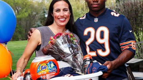 "Tarik Cohen and Tide Help ""Take a Load Off"" on Mother's Day"