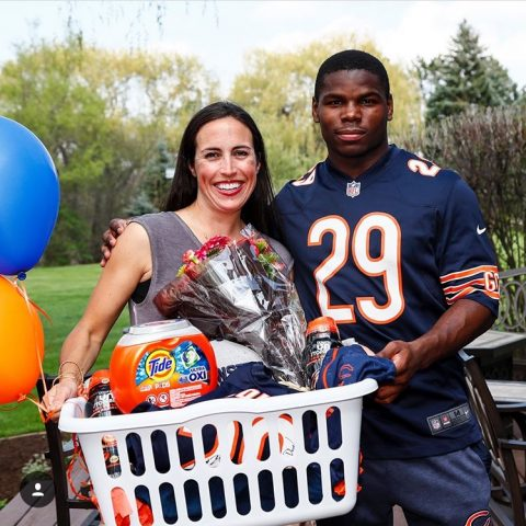 """Tarik Cohen and Tide Help """"Take a Load Off"""" on Mother's Day"""